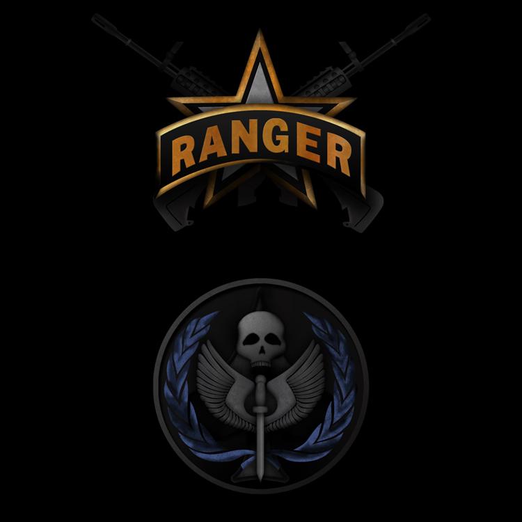 Mw2 Ranger And Tf141 Logos By Jmkmets On Deviantart