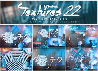 Semmi Textures 22 - Hey Yah by SemmiYIn