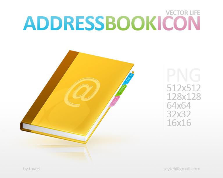 Address book by taytel
