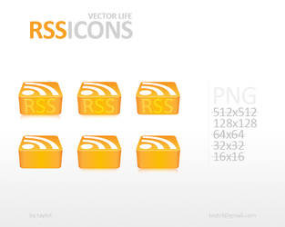 RSS icons by taytel