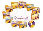 Umbrella Toxic Icons