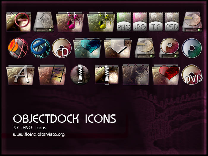 Icon Pack by floina