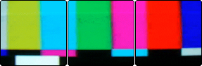 SMPTE COLORBARS DECOR [gif] by MemeI0rd