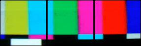 SMPTE COLORBARS DECOR [gif]