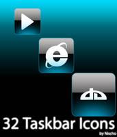 Taskbar Icons by Nischo