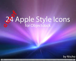Apple Style Icons