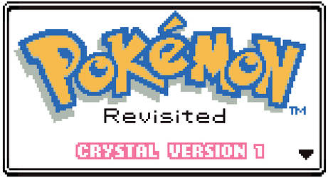 Pokemon Revisited Part 9 - Crystal Version 1