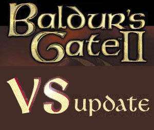 Baldur's Gate 2 VS update by Error500