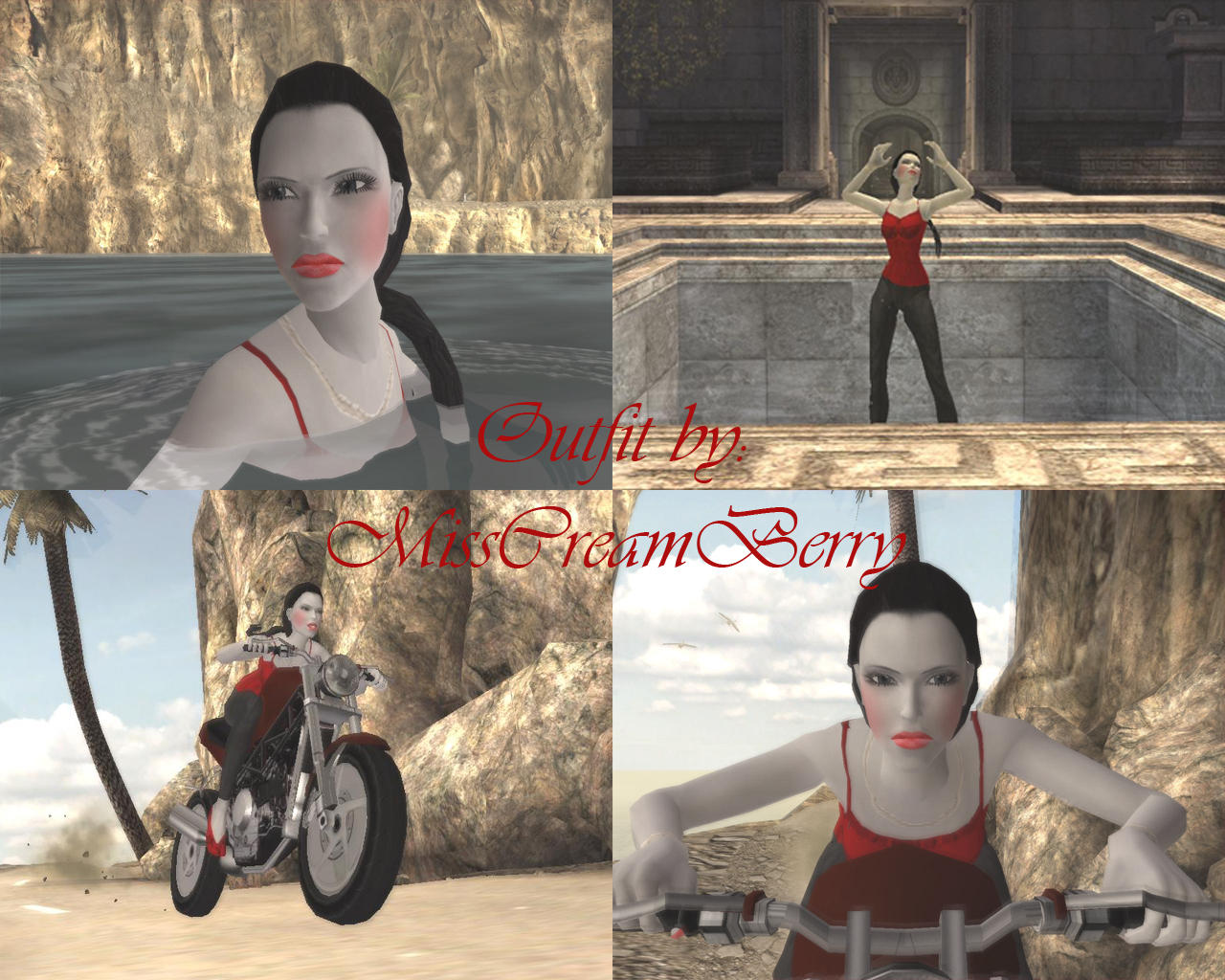 Tomb raider 2023 outfits fucked scenes