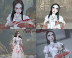 Alice Madness Returns - Hysteria Outfit