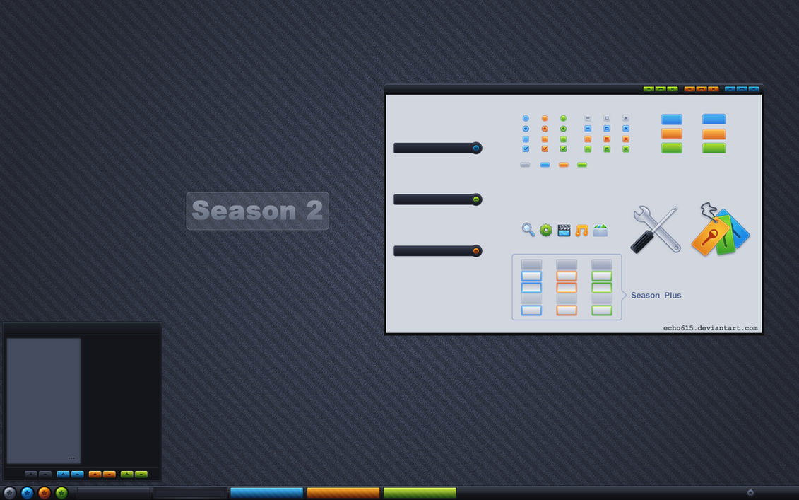 Season2 for XP_2003+Plus by echo615