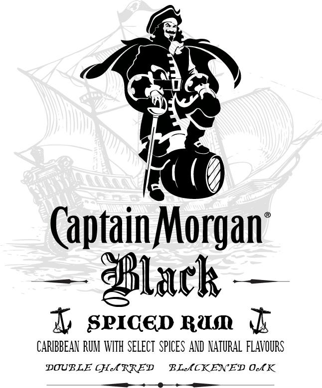 captain morgan logo by woodnutiam on deviantart