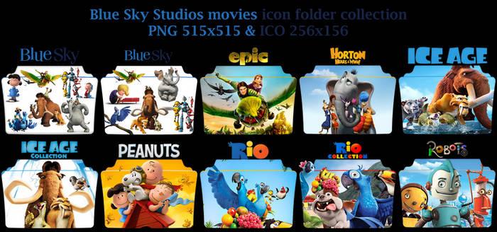 Blue Sky Studio Icon Folder Collection