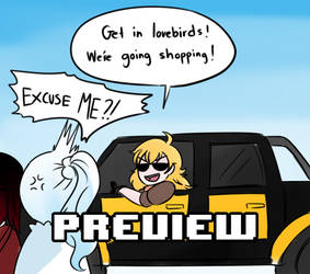 GET IN THE YANG MOBILE by KinZaibatsu91