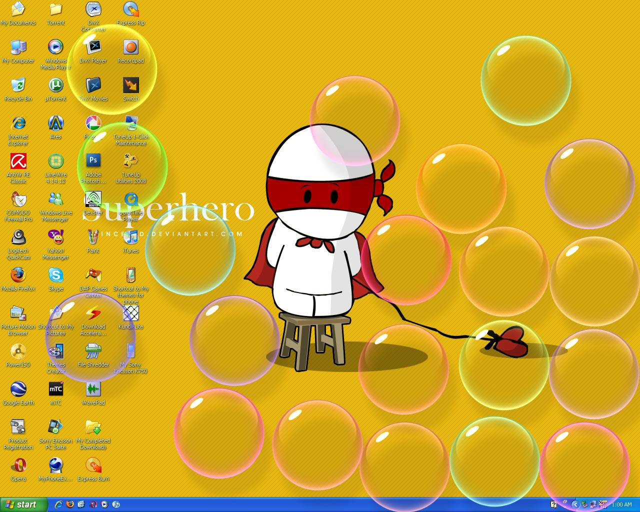 Windows 7 Desktop Screensaver (bubbles) going very fast - Super User