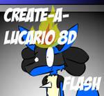 Create-a-Lucario 8D