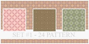 Pattern - Set 1