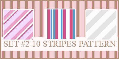 Stripes Pattern by xVanillaSky
