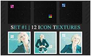 Icon Texture - Set 1 by xVanillaSky