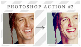 Photoshop action 2