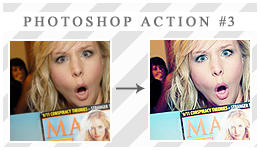 Photoshop action 3 by xVanillaSky