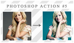 Photoshop action 6 by xVanillaSky