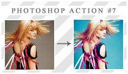 Photoshop action 7