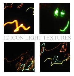 Icon Light Textures by xVanillaSky