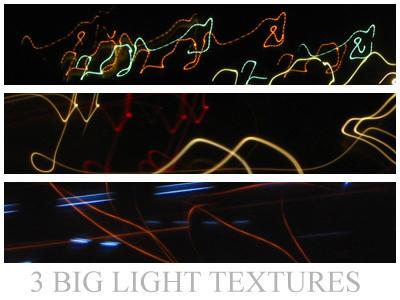 Big Light Textures by xVanillaSky