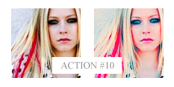 Photoshop action 10 by xVanillaSky