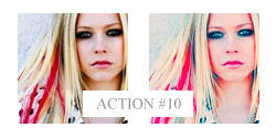 Photoshop action 10 by xVanillaSky