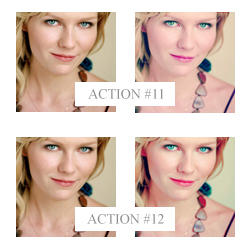 Photoshop action 11 - 12 by xVanillaSky