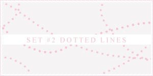 Dotted Lines by xVanillaSky