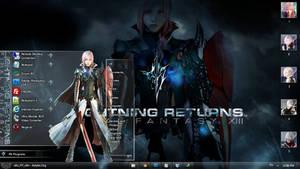 Visual Styles 7 ~ Final Fantasy- Lightning-Returns
