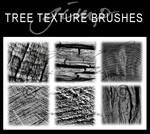 6 Tree Texture Brushes