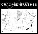 6 Cracked Brushes