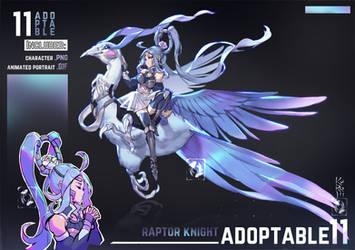 [CLOSED] Raptor Knight Adoptable~ [11]