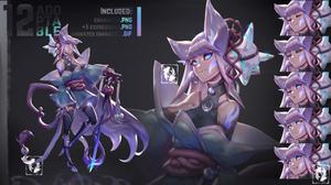 [CLOSED] Animated Spirit Fox Adoptable~ [12]