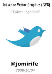 Twitter Logo Bird v1
