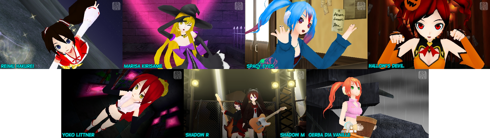 Project Diva 2nd/Ext. Custom Module Pack Download