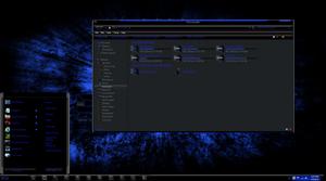 Windows 8 themes RazerBlue8