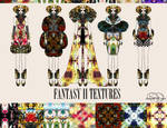 FREE! FANTASY II TEXTURES