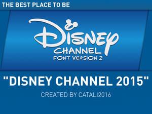 Disney Channel 2015 (v2)