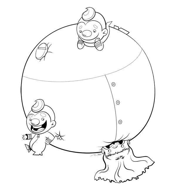 oompa loompa coloring pages - photo#27