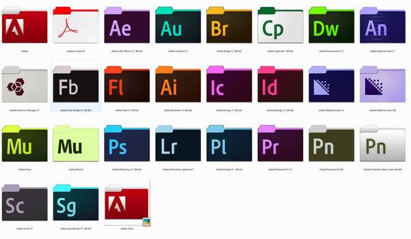 Adobe CC Folders