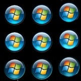 Vista Orbs for Windows 7 by XReunion160