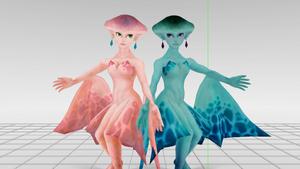 Princess Ruto [DL] by zeldadove