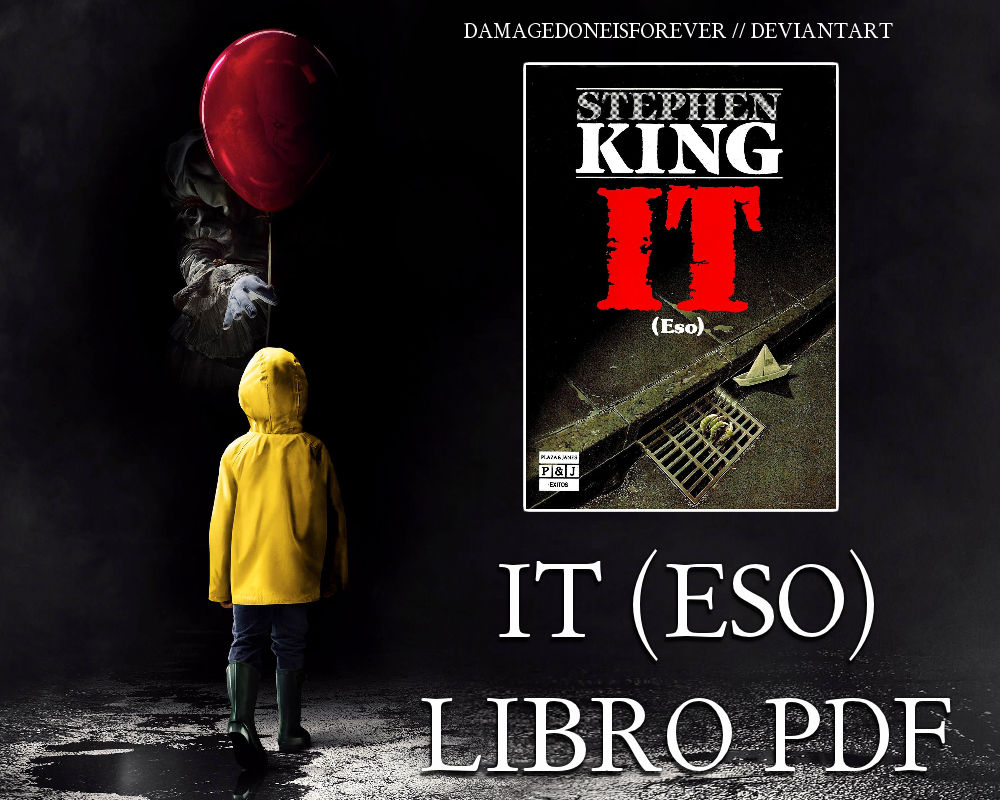 IT (ESO) - Stephen King | Libro PDF by DamageDoneIsForever
