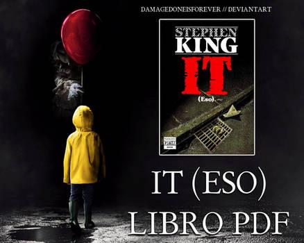 IT (ESO) - Stephen King   Libro PDF