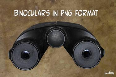 Cutout PNGS - Binoculars